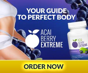 Acai Berry Extreme - acai bessen
