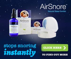 AirSnore - snurken