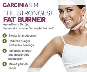Garcinia SLM - dieet