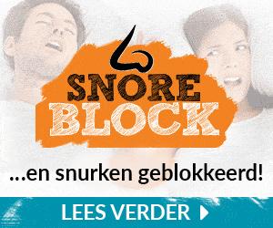 SnoreBlock - slapen